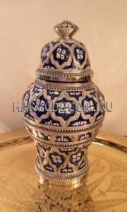 Марокканская ваза арт.VR-25