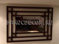 Марокканское дизайнерское зеркало арт.SR-65