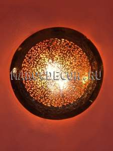 Светильник для хамама арт.64