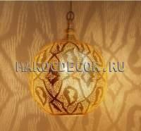 Подвесной светильник шар арт. LZ-04