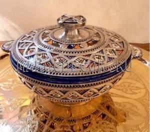 Конфетница в марокканском стиле арт.BN-02