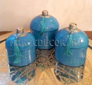 Марокканская шкатулка арт.TDL-3