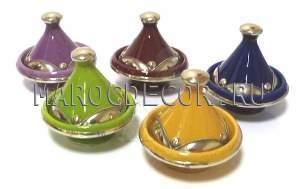 Марокканский тажин арт. TJ-17