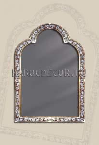 Зеркало в восточном стиле арт.SR-66