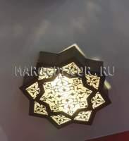 Восточный светильник для хамама арт.WO-30YА