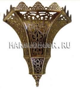 Марокканский светильник арт.165, ручная работа,IP65