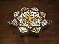 Потолочный светильник для хамама арт.WO-30YА, (Звезда)