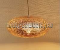 Арабский подвесной светильник арт.LZ-02, из Марокко