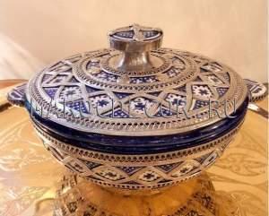 Конфетница в марокканском стиле арт.BN-01
