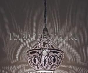Восточный ажурный светильник арт.HEQ-MEDIUM2