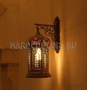 Марокканский светильник арт.164