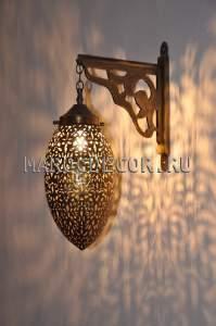 Марокканский светильник арт.166