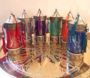 Марокканская свеча арт.BG-23