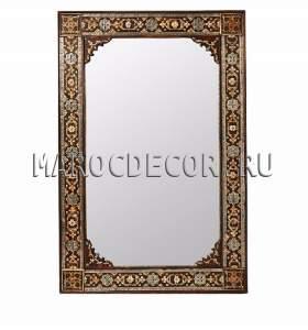 Зеркало в восточном стиле арт.SR-75