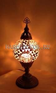 Восточная мозаичная лампа арт.TM-015TА-3