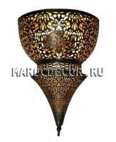 Марокканский светильник для хамама арт.17, IP 65