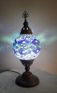 Восточная мозаичная лампа арт.TM-015TА-6