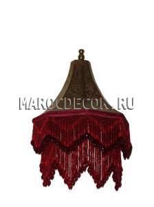 Марокканский светильник настенный арт.172
