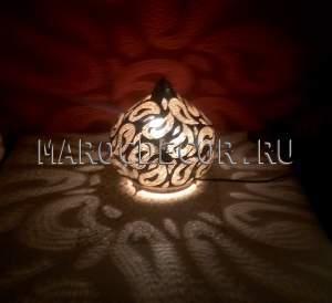 Лампа в восточном стиле