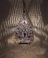 Восточный подвесной светильник арт. HED-50, марокканский стиль