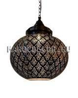 Марокканский светильник арт.BOULE-9
