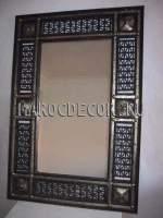 Марокканское резное зеркало арт.SR-88, ручная работа