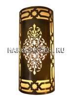 Марокканский светильник для хамама арт.174, латунный